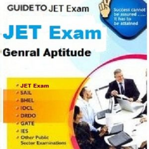 Ultimate guide for JET Exam Solved paper