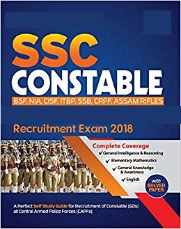 SSC Constable book