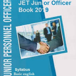 jet junior officer book 2019