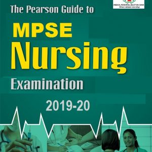 MPSE Nursing Officer Examination Book 2019-20 for all Medical Students