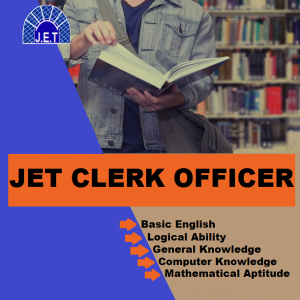 JET Clerk Officer Preparation Book 2019, JET Clerk Officer Preparation Book, JET Clerk Officer Preparation, JET Clerk Officer, Clerk Officer